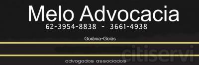 """62-3954-8838 - 3661-4938 - Melo Advocacia  oferece o serviço de """"advocacia de apoio"""" ou advocacia correspondentes para outros escritórios e profissionais que necessitem.   Para facilitar a contratação de seus serviços, oferece a possibilidade d"""