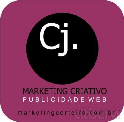 A CJ MARKETING CRIATIVO é uma empresa de Web Marketing que cadastra sua empresa em 250 sites de anuncios na internet para aumentar sua presença online e melhorar sua participação no Google. Entre em contato que faremos um anúncio igual a este para su