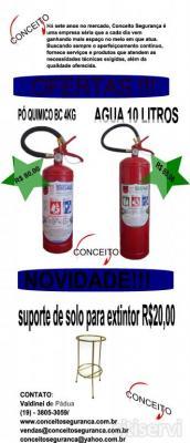 Extintores de Incêndio melhores Preços ,Extintor Pò Químico, Extintor Agua Pressurizada 10 Lts.