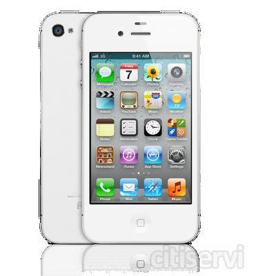 Troca do Display e Touch iPhone 4 ou 4s nas cores Preto ou Branco R$ 250,00